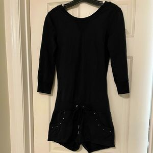 Juicy couture low back jumpsuit